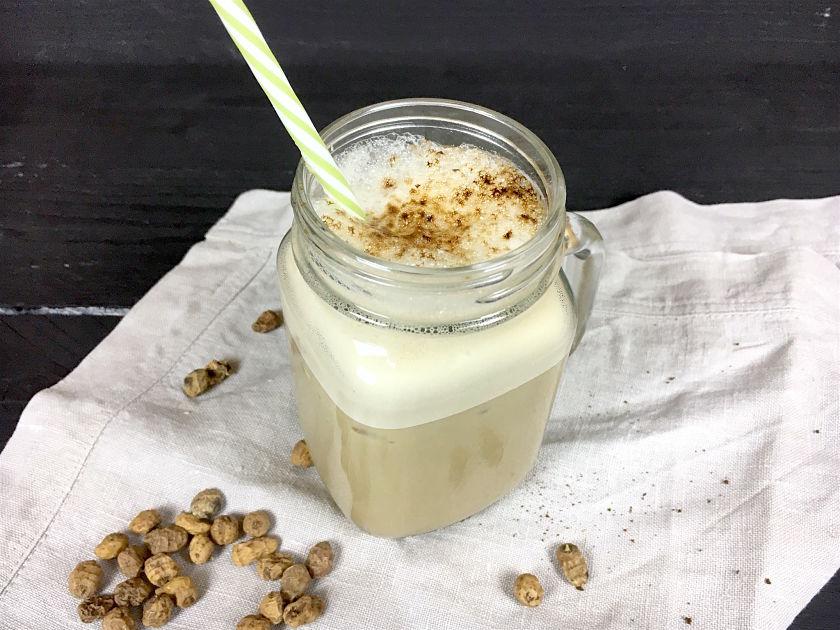 Frappe-Horchata-Chufa-Artesanal-Hidratos-Nutricion
